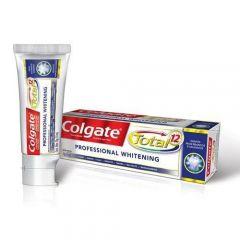 Creme Dental Colgate Total 12 Professional Whitening - 70g
