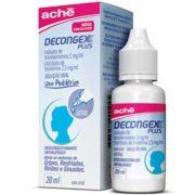 Decongex Plus  Gotas - 20ml - Aché
