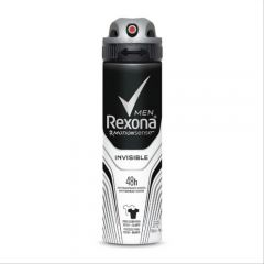 Desodorante Rexona Invisible Masculino Aerosol 90g