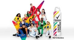 Desodorante Rexona Now United - Aerosol 150mL