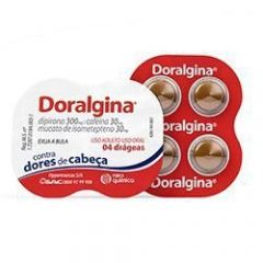 Doralgina 4 drágeas
