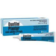 Duofilm Plantar 270mg/g gel com 20g