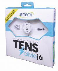 Eletroestimulador Gtech Tens Alivio Ja com 1 Un