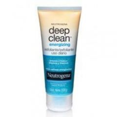 Energizing Neutrogena Deep Clean 100g