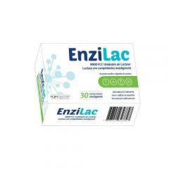 Enzilac 9.000 Fcc 30 Comprimidos Mastigáveis