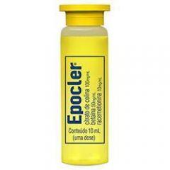 Epocler abacaxi flaconete de 10 ml