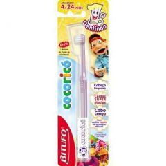 Escova Dental Bitufo Cocorico 1 Dentinho