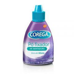 Fixador de Dentadura Corega em Pó 50g