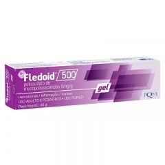 Fledoid - 3mg/g, caixa com 1 bisnaga com 40g de pomada de uso dermatológic