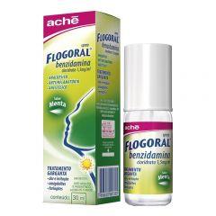 Flogoral Spray Sabor Menta com 30ml (novo)