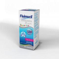 Fluimucil Xarope Pediátrico 120ml - Zambon