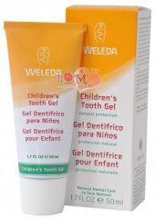 Gel Dental Infantil Weleda - 50ml