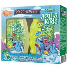 Kit Acqua Kids Sh+Condicionador Erva Doce 250ml