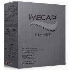Kit Imecap Hair Queda Intensa Shampoo 300ml + Loção 100ml