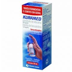Kuramed Spray com 50ml - Cimed