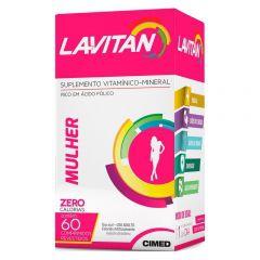 Lavitan Mulher com 60 Drágeas