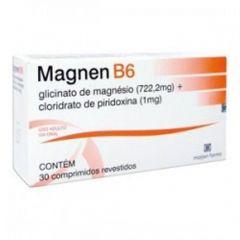 Magnem B6 Marjan 30 Comprimidos Revestidos