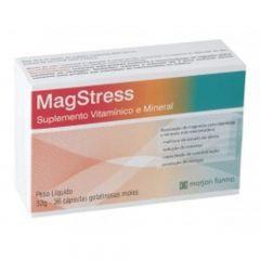 MagStress /36 Cápsulas Marjan