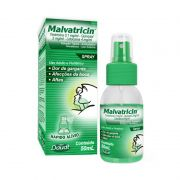 Malvatricin Spray com 50ml uso oral