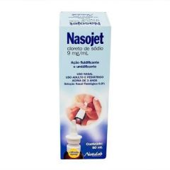 Nasojet Spray 9mg/ml  50 ML Natulab