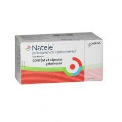 Natele com 28 Cápsulas - Bayer