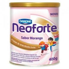 Neoforte - Morango, 400g