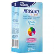 Neosoro solução nasal infantil 30ml