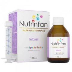 Nutrinfan Infantil - Solução Oral, Special-Frutis, 120mL