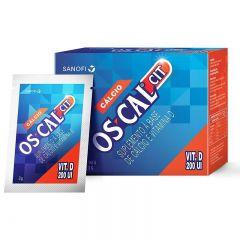Oscal Cit com 30 Sachês