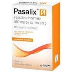 Pasalix Pi 500mg  20 Comprimidos Marjan