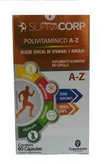 Polivitamínico A - Z Supracorp com 60 Cápsulas