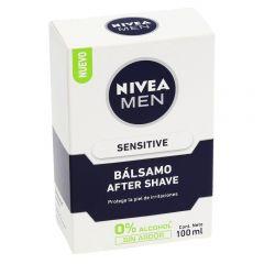Pós Barba Nivea For Men Bálsamo Sensitive 100ml