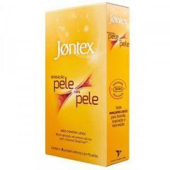 Preservativo Jontex Pele C Pele 4un