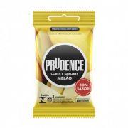 Prudence  Sabor Melão 3 unidades