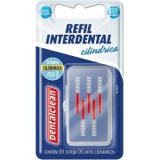 Refil Interdental Dental Clean  0,5mm