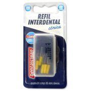Refil Interdental Dentalclean Cônica - 5 Refis Cônicos