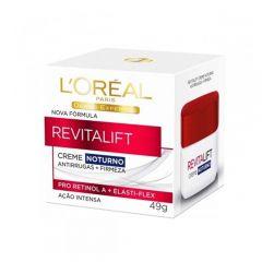 Revitalift Creme Noturno L?Oréal - com 49g