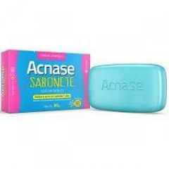 Sabonete Acnase Antiacne 80g