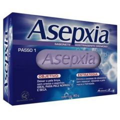 Sabonete Asepxia Adstringen Cremoso com 90g