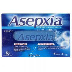 Sabonete Asepxia Esfoliante com 90 G