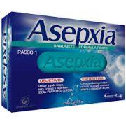 Sabonete Asepxia Formula Forte com 90 G
