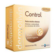 Sabonete Dermotivin Control barra, 90g