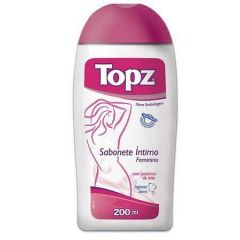 Sabonete Liquido Topz Intimo Femino/ 200ml