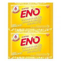 Sal de Fruta Eno Abacaxi 5g com 2 Envelopes