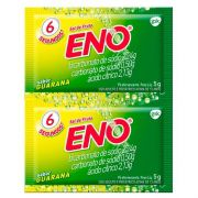 Sal de Fruta Eno guaraná 5g 2 envelopes