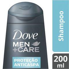 Shampoo Dove Men + Care Proteção Anticaspa 200ml