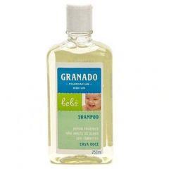 Shampoo Granado Bebe Erva Doce com 250ml