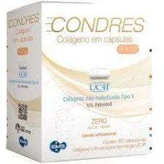 Suplemento Condres 40mg Colágeno com 60 Cápsulas EMS