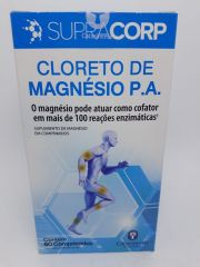 SupraCorp Cloreto de Magnesio /60 Comprimidos Catarinense