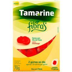 Tamarine Fibras Sabor Morango 70g com 14 Gomas